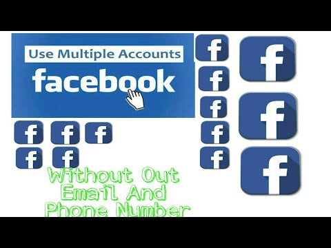 How To Make Facebook ID Without E-mail And Phone Number|How To Make Hunderds Of FB IDs Without Email