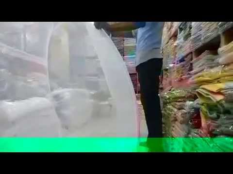 How to fold Single bed Classic Mosquito Net