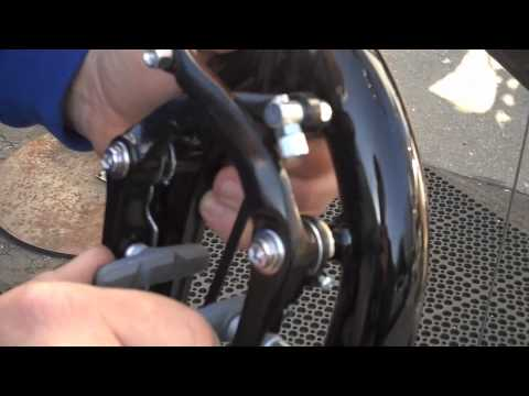 BikemanforU Show Episode 6 How To Install A BMX Brake Cable