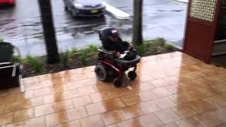 Wheelchair Drift King