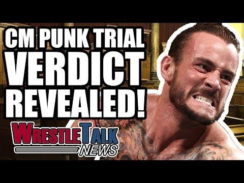 CM Punk On ALL IN Wrestling RETURN! CM Punk Trial Verdict REVEALED!   WrestleTalk News May 2018