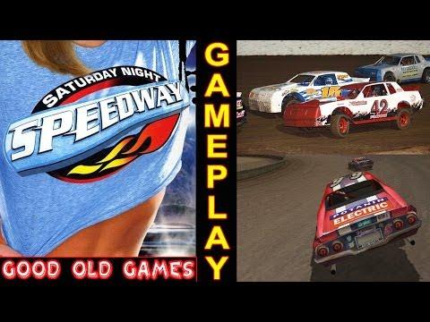 Saturday Night Speedway Gameplay PC HD