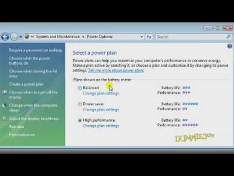Tweaking Windows Vista for Faster Performance For Dummies