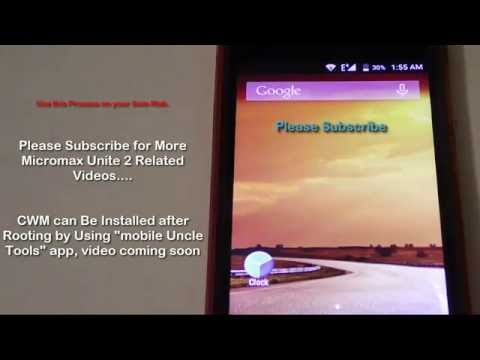 Easily Root Android 5.0 on Micromax Unite 2, A106 Without PC or Flashing Tool, Lollipop root