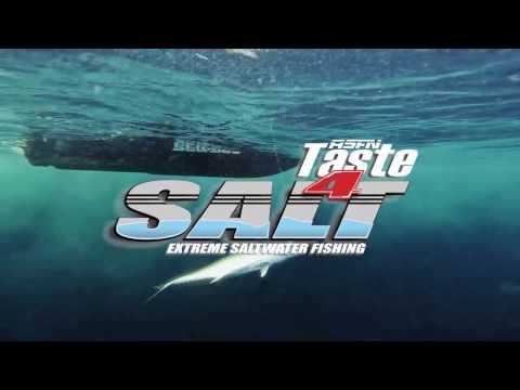 ASFN Rock & Surf - Targeting Garrick  & COB on live Mackerel in the Transkei