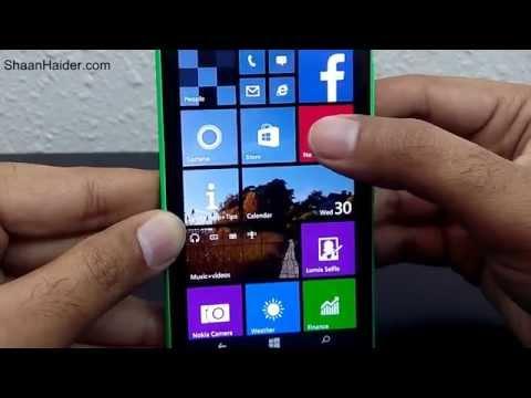 Change Start Screen Background Image of Lumia 1520, 1320, 930, 830, 730, 630 etc