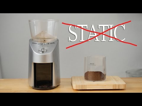 Brilliant Hack to Remove Static in the Coffee Grinder at no cost   FrenchPressCoffee.com