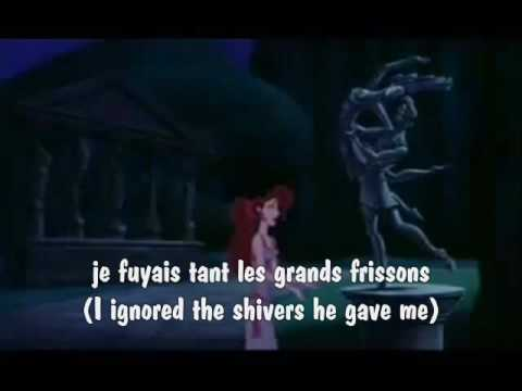 I Won't Say I'm In Love (Canadian French) w/ subs & translation