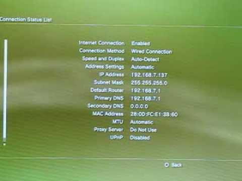 Configuración de DNS para ver Netflix/Hulu de EUA y Canada en PS3