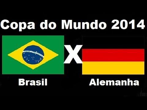 ALEMANHA HUMILIA BRASIL NA COPA DO MUNDO REALIZADO EM BRASIL  BY ANGOVIDEO