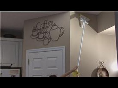 Housecleaning & Home Maintenance : How to Clean Smoke Off Walls