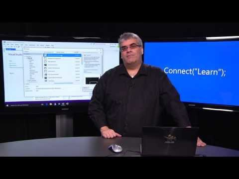 (1) Setting up your Visual Studio environment to build Universal Windows apps