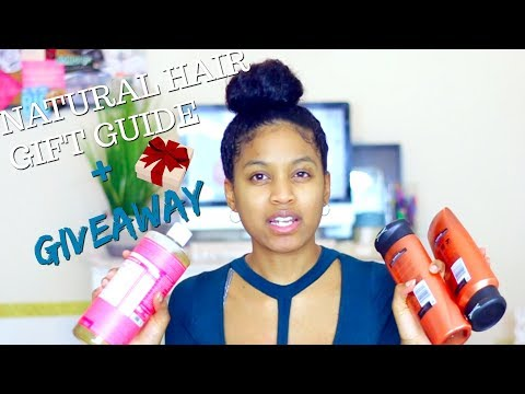 Holiday Natural Hair Gift Guide + $700 Giveaway!!!(CLOSED)