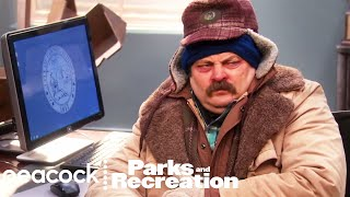 Ron's Health Check Up - Parks and Recreation