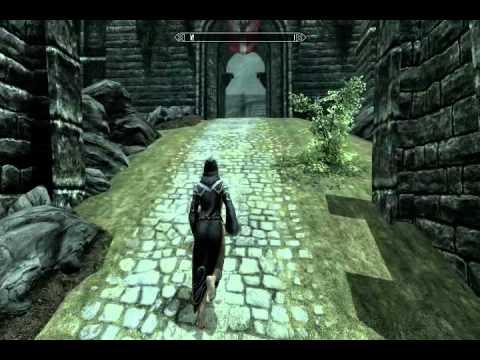 Xbox 360 Skyrim Mod Dawnguard Hearthfire Play as Nocturnal , Modded save for Regular Xbox