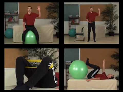 Male Incontinence Exercises