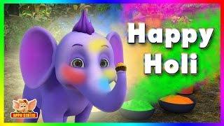 Short Stories for Kids | Happy Holi