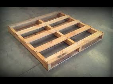A Pallet Roost For Your Chicken House