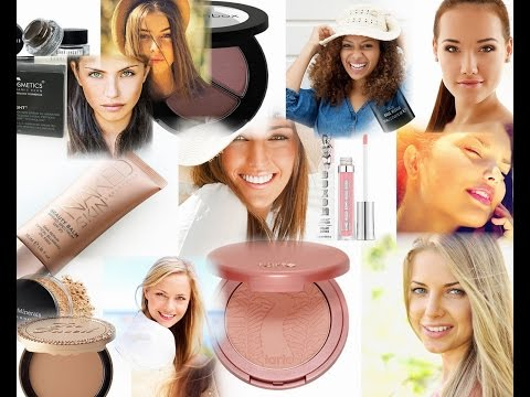 10 Makeup Essentials for the Perfect Summer Glow
