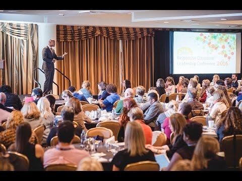 Responsive Classroom Leadership & Teachers Conferences