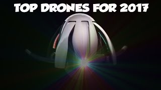 Top 6 Best drones for 2017 (CES 2017)
