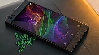 Razer Phone: Big Battery, Better Specs