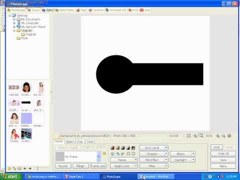 Cum sa faci un watermark in PhotoScape Created BY: Mechi :3
