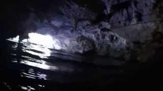 Water Zip-line at Jungle Maya