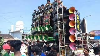 TAJUDDIN BABA (RA) SHAHI SANDAL IN NAGPUR 2017 PART ( II )