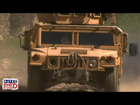 Wanna Buy a Used Humvee?