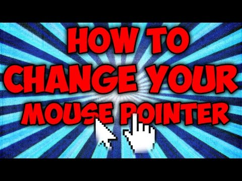 How To Change Your Mouse Pointer Windows 10