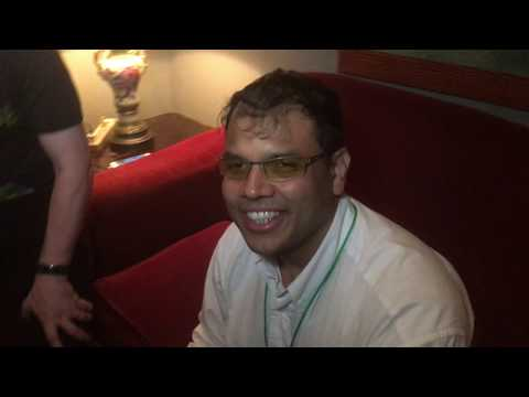 .NET Fringe - Interview with Hakeem Mohammed about Hadoop.NET