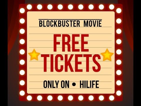 Get Free Movie Tickets by Booking Aircon Service KBE | hiLife