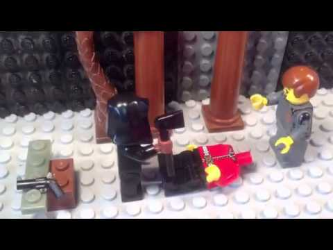How to make a professional lego animation