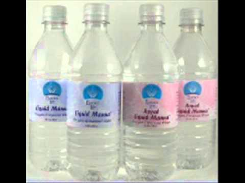 Liquid Manna Conference A Part 3 of 3 Oxygen Water