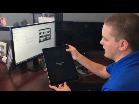 How To Fix Factory Restore Reset iPad Pro Disabled Locked Forgotten Password A1584 By: KrazyDad