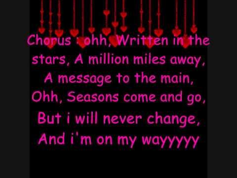 tinie tempah written in the stars lyrics