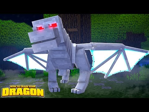 GHOST DRAGON NATION - How To Train Your Dragon w/TinyTurtle