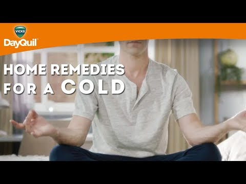 Home Remedies for a Common Cold | Vicks