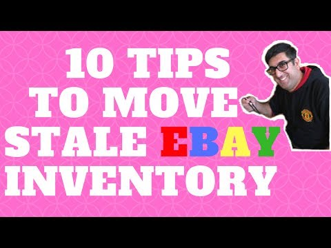 RNP018: 10 Tips to sell stale eBay inventory