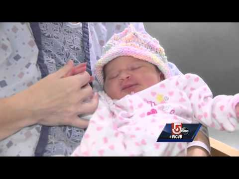 Oh Baby! Woman gives birth, didn't know she was pregnant