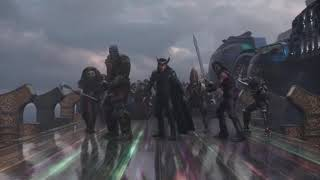 Download Thor Awakens His Power - Thor Ragnarok Video