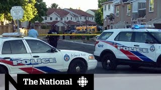 Outrage after 2 children shot and wounded at Toronto playground