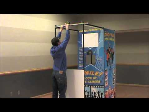 How to Make The Photo Booth