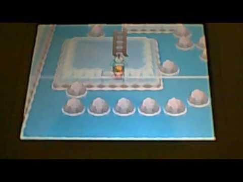 pokemon soul silver - 3 legendary bird finding articuno