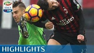 Milan - Crotone - 2-1 - Highlights - Giornata 15 - Serie A TIM 2016/17