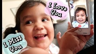 Twins Separated for the First Time -  ItsJudysLife Vlogs