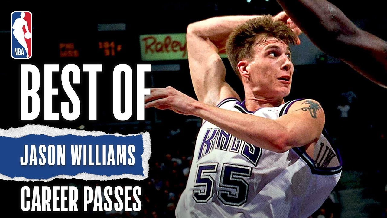 Jason Williams' Most Amazing Passes | NBA Career Highlights
