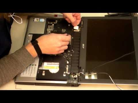 Acer Aspire Take Apart/Disassembly