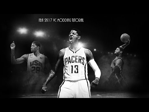 How To Mod NBA 2K17